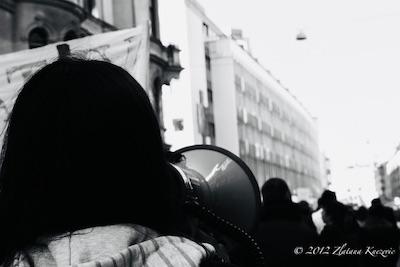 social movements copyright 2012 Zlatana Knezevic